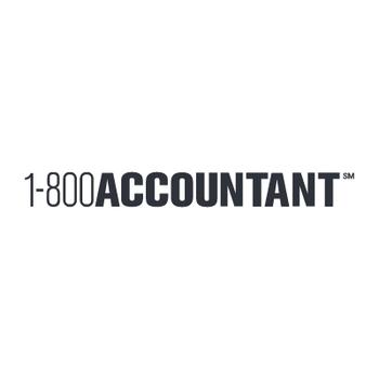 1-800Accountant Logo