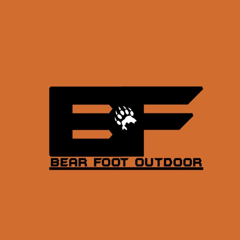 Bear Foot Outdoor Logo
