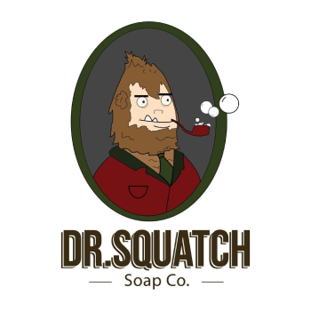 Dr. Squatch Soap Co. Logo