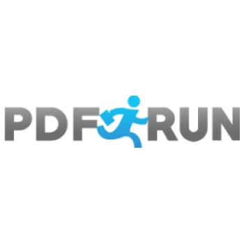 PDFRun Logo