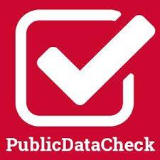 Public Data Check Logo