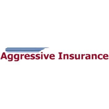 Aggressive Auto Insurance Logo
