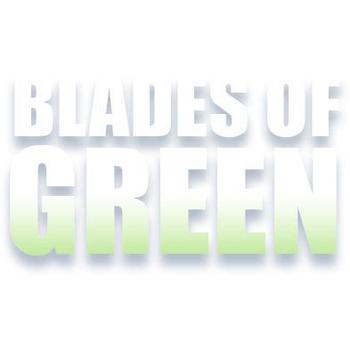Blades of Green Logo