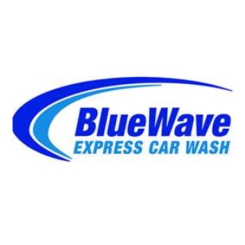 Bluewave Express Car Wash Logo