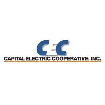 Capital Electric Cooperative Logo