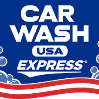 Car Wash USA Express Logo