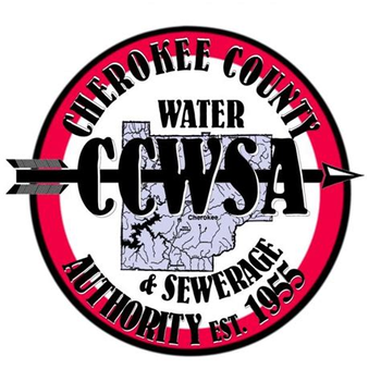 Cherokee County Water & Sewage Authority Logo