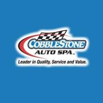 Cobblestone Auto Spa Logo
