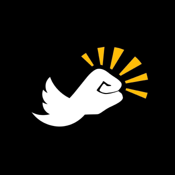 Defeat by Tweet Logo