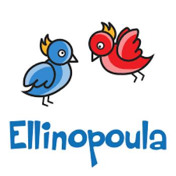 Ellinopoula Logo