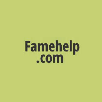 FameHelp Logo