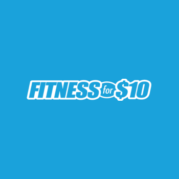 Fitness for $10 Logo