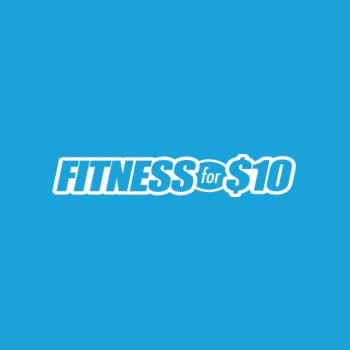 Fitness for $10 Logo