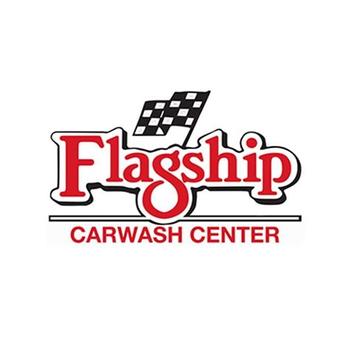 Flagship Carwash Center Logo