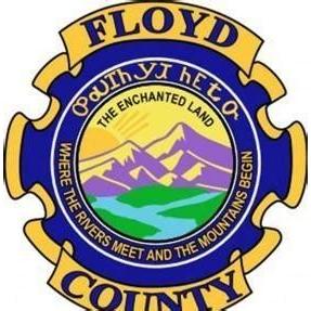 Floyd County Water Department Logo
