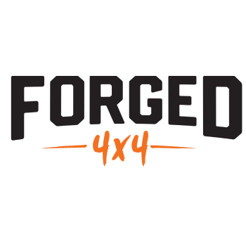 Forged4x4  Logo