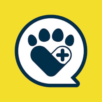 Fuzzy Pet Health Logo