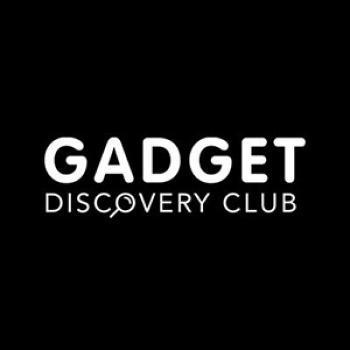 Gadget Discovery Club Logo