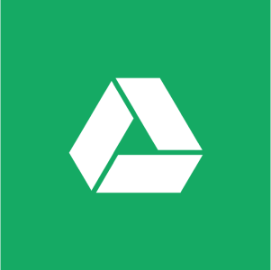 Google Drive Storage Logo