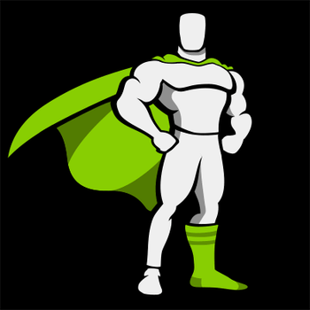 Green Sock Logo
