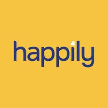 Happily Logo