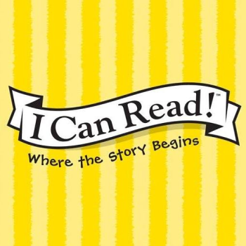 I Can Read Bookclub Logo
