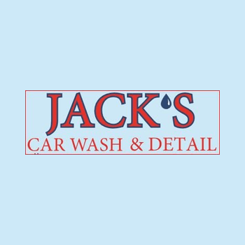 Jack's Car Wash Logo