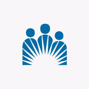Kaiser Health Plan Dues Logo
