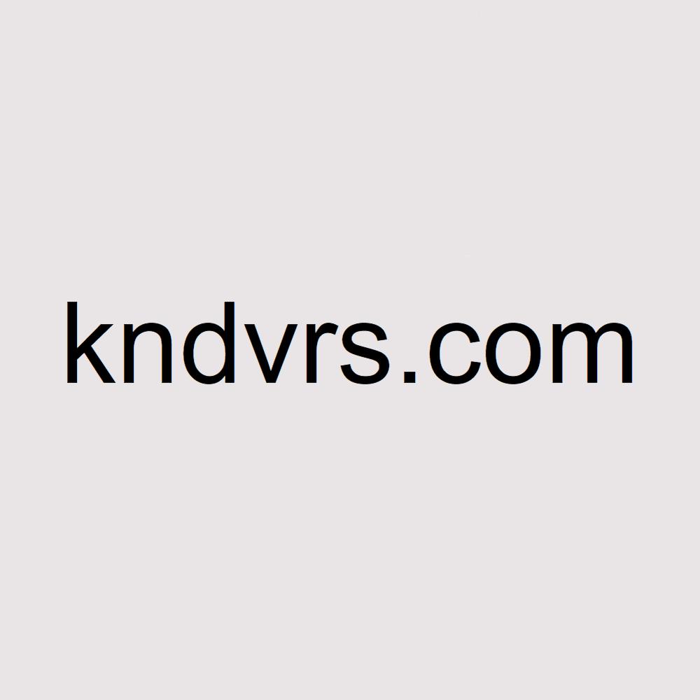 KNDVRS Logo