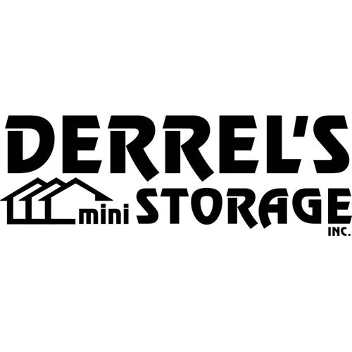 Derrel's Mini Storage Logo