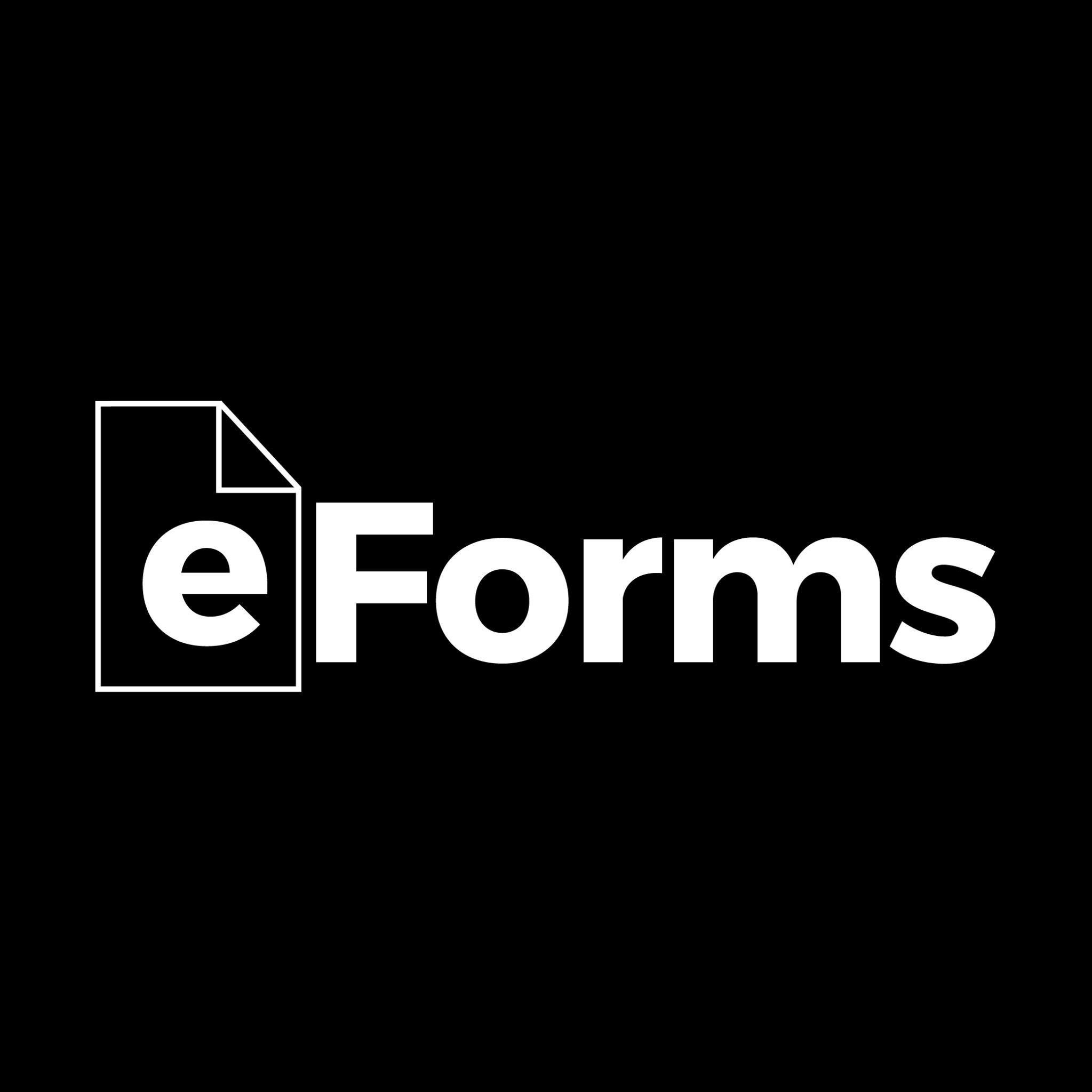 eForms Logo