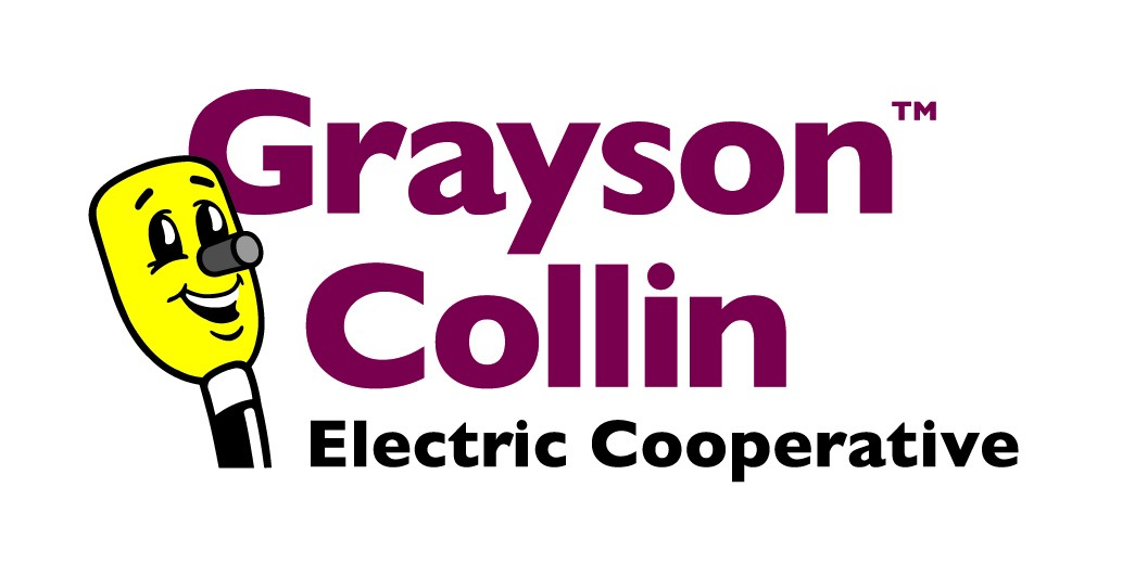 Grayson Collin Electric Cooperative Logo