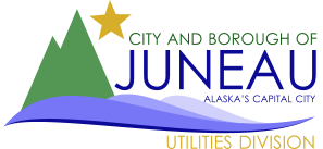 City and Borough of Juneau Water Utility Logo