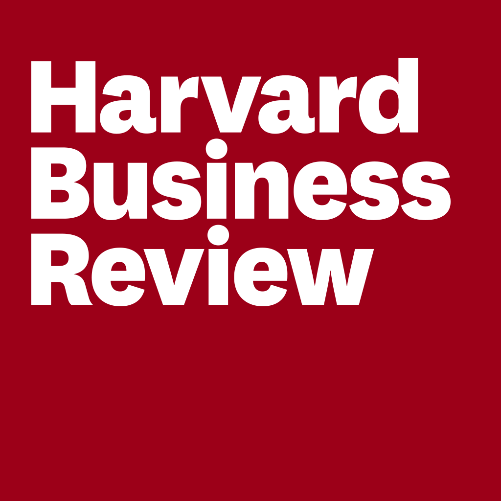 Harvard Business Review [Kindle Edition] Logo