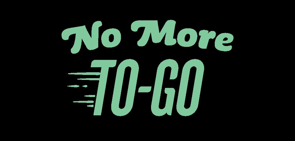 No More To Go Logo