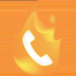 Phone Burner Logo