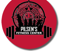 Pilsen's Fitness Center Logo
