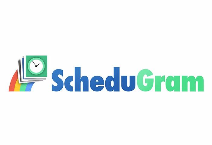ScheduGram Logo