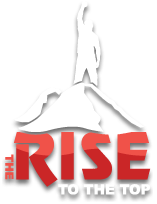 The Rise To The Top Logo