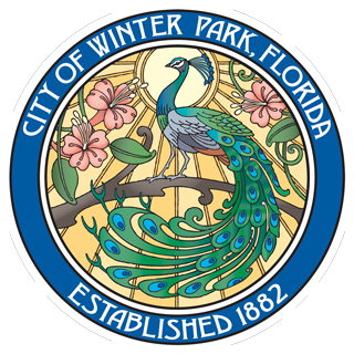 Winter Park Florida Utilities Logo