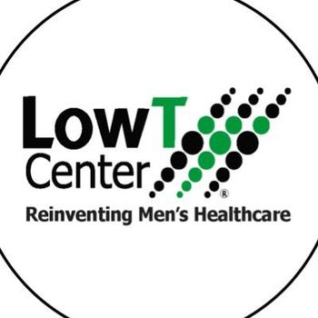 Low T Center Logo