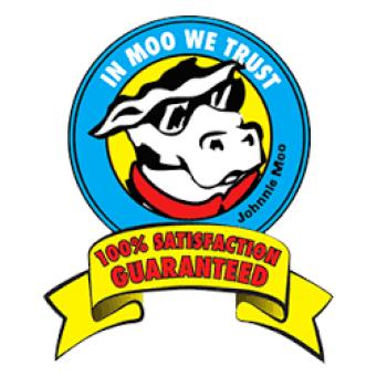 Moo Moo Car Wash Logo