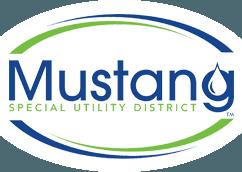 Mustang Water Logo