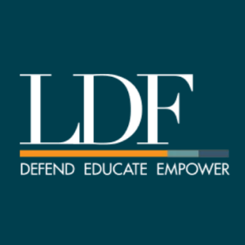 NAACP Legal Defense and Educational Fund Logo