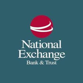 National Exchange Bank & Trust Logo