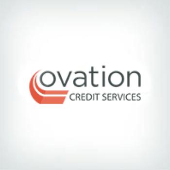 Ovation Credit Logo