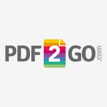 PDF2go Logo