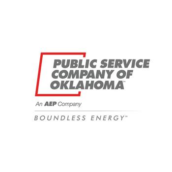 Public Service Company of Oklahoma Logo