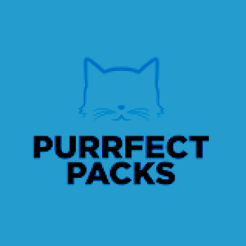 Purrfect Packs Logo