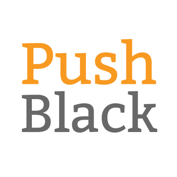 PushBlack Logo